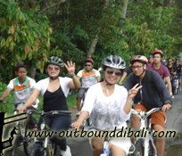 bali cycling group deus